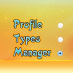 Profile Types Manager