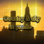 Сountry & city in profile