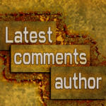 Latest comments author