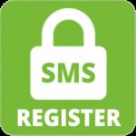 WP SMS Register