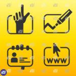Веб иконки 1