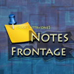 Notes Frontage