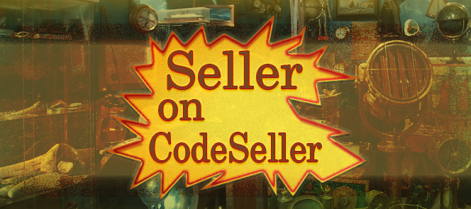 Seller on CodeSeller