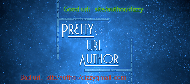 Pretty URL Author
