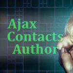 Ajax Contacts Author