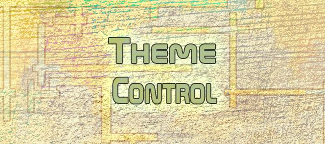 Theme Control