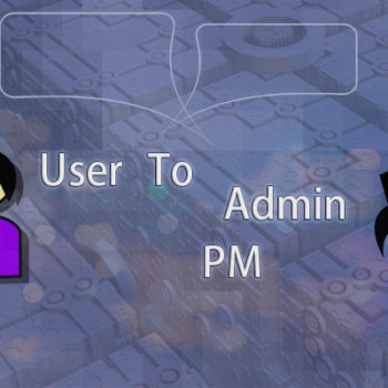 User To Admin PM