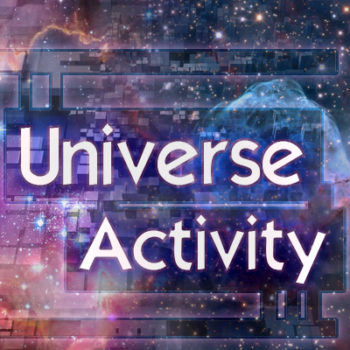 Universe Activity