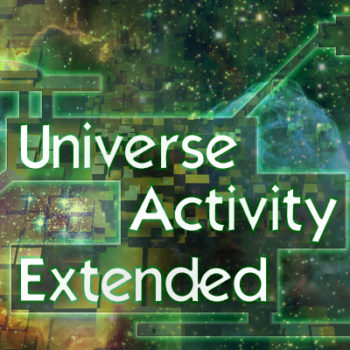 Universe Activity Extended