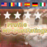 Profile WP-PostRatings