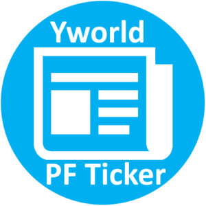Yworld PF Ticker