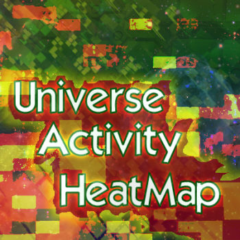 Universe Activity HeatMap