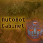 AutoBot Cabinet
