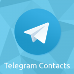 Telegram Contacts