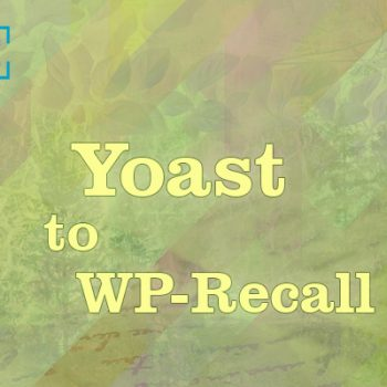 Yoast to WP-Recall