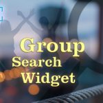 Group Search Widget