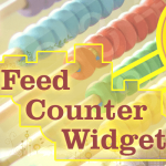 Feed Counter Widget