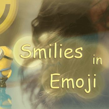 Smilies in Emoji