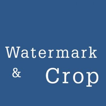 OTFM Watermark and Crop