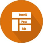 Yworld Post Ads