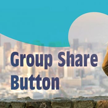 Group Share Button