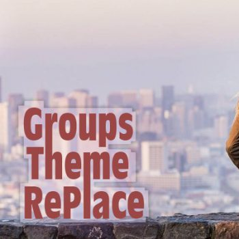 Groups Theme RePlace