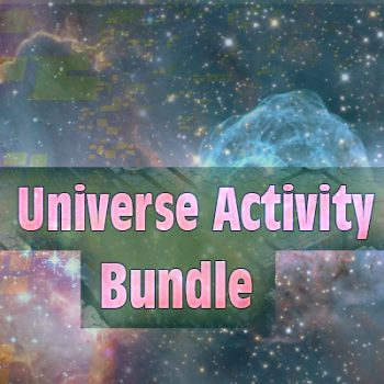 Universe Activity Bundle