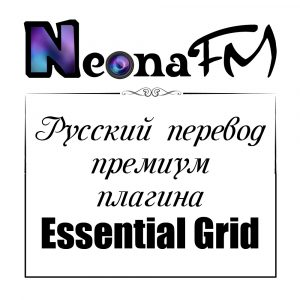 Перевод Essential Grid