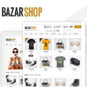 Перевод темы BazarShop