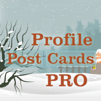 Profile Post Cards PRO