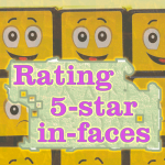 Rating 5-star in Faces