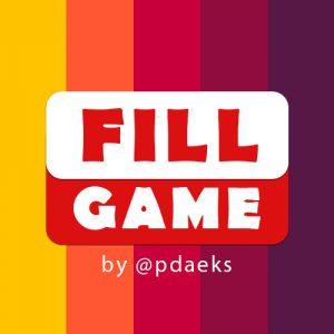 FillGame - Игра на сайт